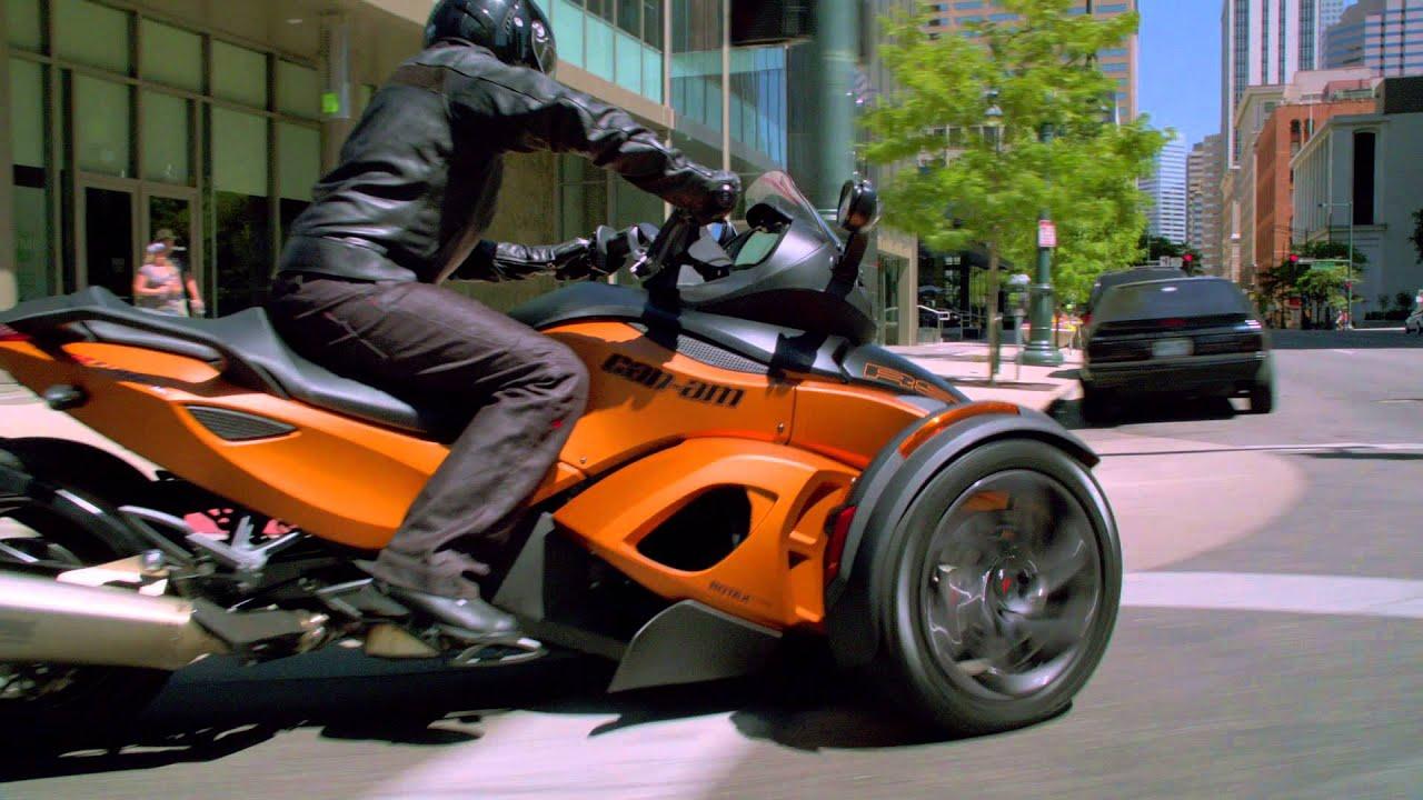 BRP | Can-Am Spyder® RS - Sport