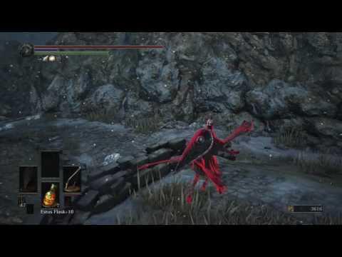 Dark Souls 3 PvP - How to Spank a Gank