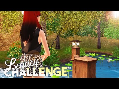 Sims 3 || Legacy Challenge: MEET THE FOUNDER - Part 1