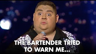 Throwback Thursday: The Bartender Tried To Warn Me   Gabriel Iglesias