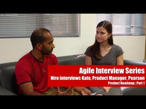Agile Planning - Product Roadmaps Part #1 - Creating a Compelling Vision