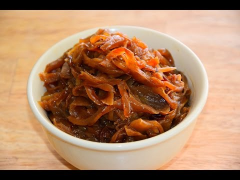 Caramelized Onions - How To Make Caramelized Onions In A Slow Cooker
