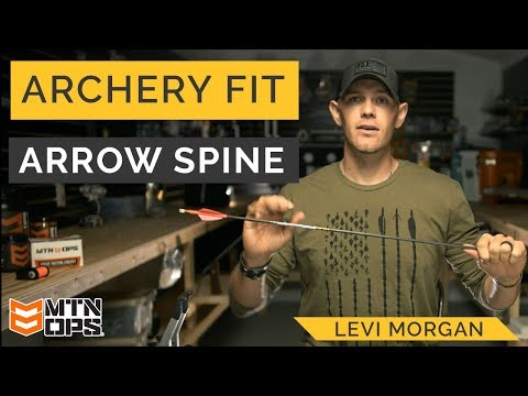 """Archery Fit"" Ep.7 Arrow Spine   Bow Life TV"