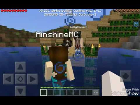 ✔The Twin Mermaids (Minecraft PE Roleplay) (OLD VIDEO)