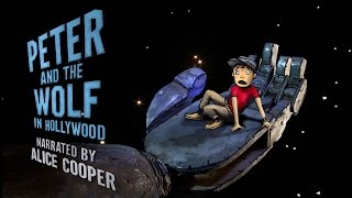 Trailer 4 - Peter and the Wolf in Hollywood - Alice Cooper