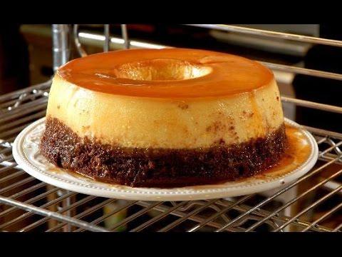 Receta de Chocoflan pastel imposible (fácil)
