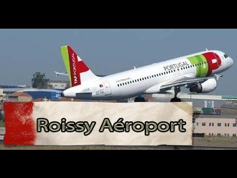 Aéroport Roissy Charles de Gaulle - Aéroport de Paris