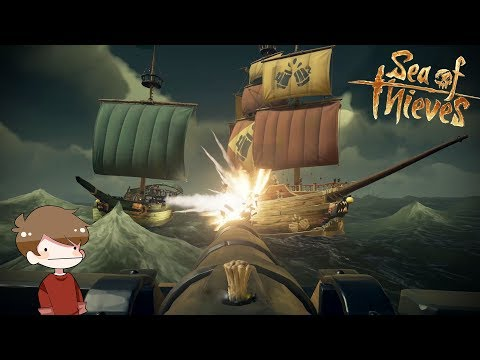 Grian and Taurtis' Pirate Adventure (Sea of Thieves)