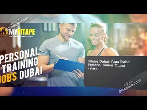 Personal Trainer Jobs Dubai - Myfitape