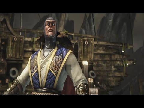 Mortal Kombat XL: Goro and Raiden Swap Fatalities,Intros and Outros