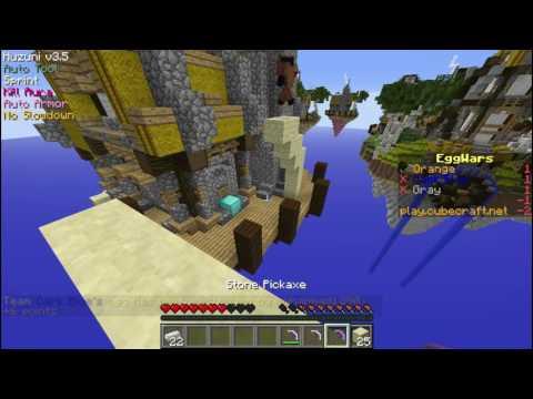 minecraft hack egg wars #2