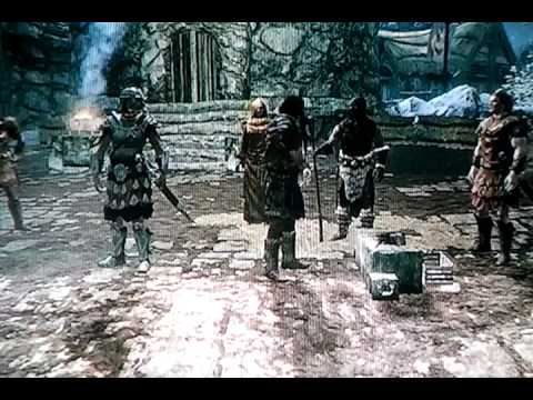 (Part 1) Skyrim: Let's Start a New Epic Journey!