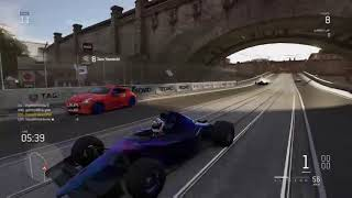 Forza Motorsport 6 Messing With Other Players