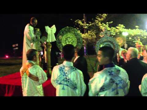 EASTER 2013 : SAINT ANDREW GREEK ORTHODOX CHURCH RANDOLPH NJ USA
