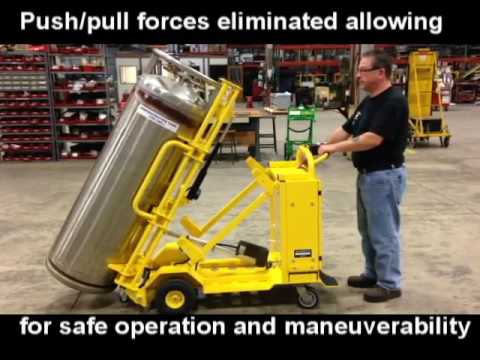 2100 Gas Cyl Cart Video