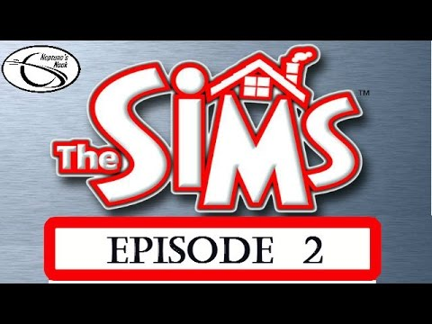 Let's Play: The Sims 1 (Ep 2) - Moving in the Neighbors