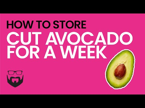 How to Keep Avocado Fresh