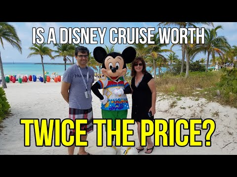 Is Is a Disney Cruise worth it?