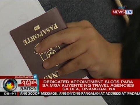 DFA, magpapatupad ng ilang pagbabago para mapababa ang backlog sa mga passport application