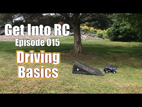 Learn How To Drive Your First RC Car - Throttle, Steering & Jumping Tips - Get Into RC | RC Driver