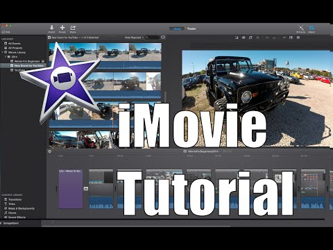 iMovie for Beginners