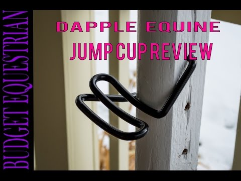 Dapple Equine Jump Cup Review for Horse Jumps