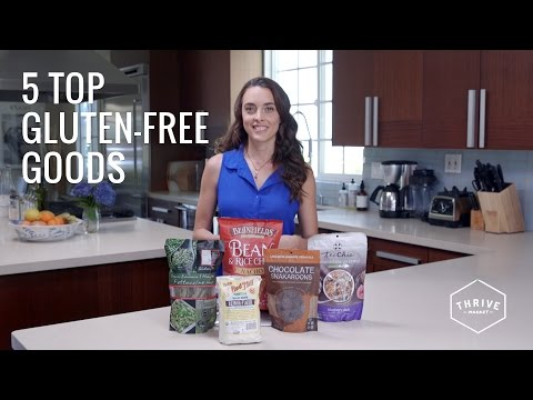 5 Gluten-Free Products You Can't Live Without