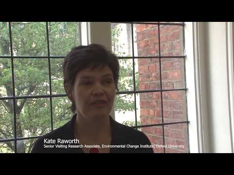 Planetary Health: Does our planet have boundaries? With Kate Raworth