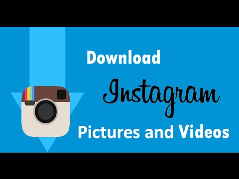 How to Save HD Pictures & Videos Of Instagram on iOS