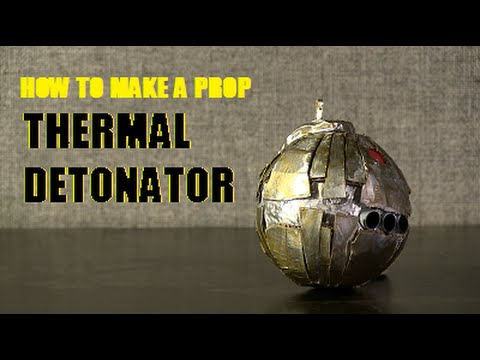 How to make a Prop Thermal Detonator