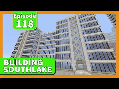 MODERN OFFICE BUILDING!! Building Southlake City Episode 118