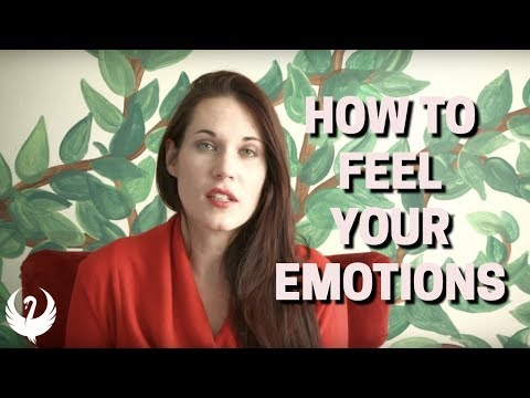 How To Feel Your Emotions (What To Do if you Cant Feel Your Emotions) - Teal Swan -