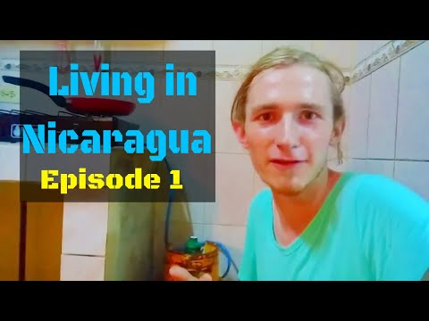 Renting a 2 Bedroom House in Nicaragua for $200 a Month