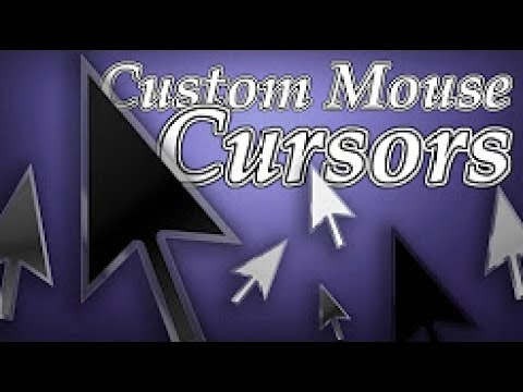 How to Change Mouse Cursor White to Black In Windows 7/8/10 2017