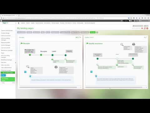 Quality control in Sage Enterprise Management (Previously Sage X3)
