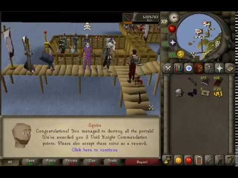 OSRS BEST Pest control guide, why you need Void Gear, TIPS TIPS TIPS