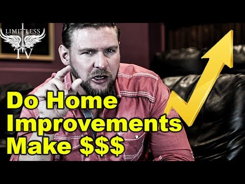 What Improvements Increase The Value Of A Home
