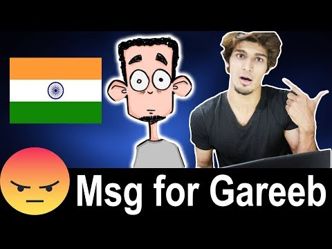 I got roasted by Indian Youtuber | My response