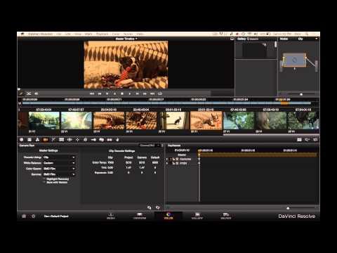 Davinci resolve lite 9. 1. 1 blackmagic cinema camera raw workflow.