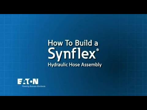 How to Build a Synflex Hydraulic Hose Assembly