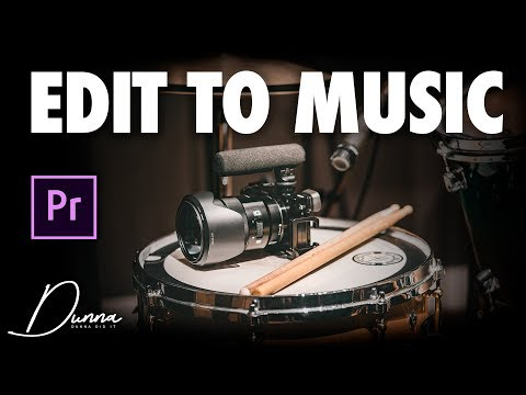How To Edit Videos to Music | Make Your Videos Better with Sync Cuts