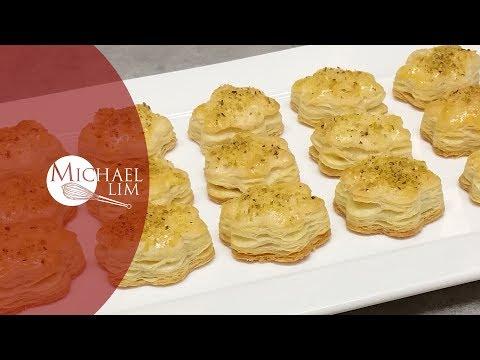 Puff Pastry - Basic Dough