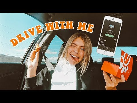 March Playlist 2018 // Drive with Me! | Marla Catherine