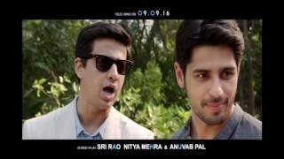 Jai And Tihaar| Baar Baar Dekho | Dialogue Promo