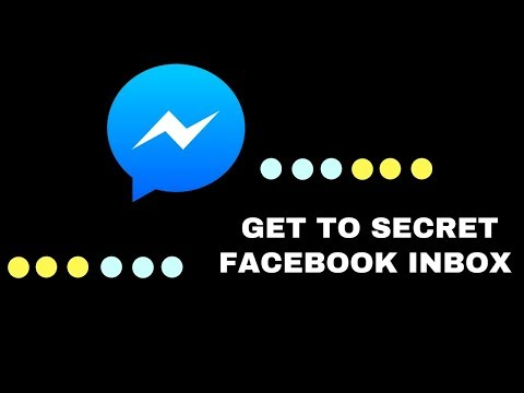 How to Find Hidden Messages on Facebook Inbox | Facebook Messenger Filtered Messages
