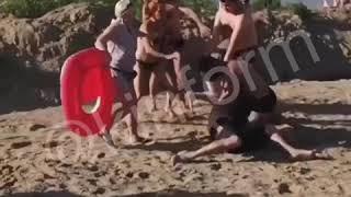 Download Драка на пляже. Сургут Video