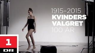 1915-2015: Kvinders Valgret 100 år