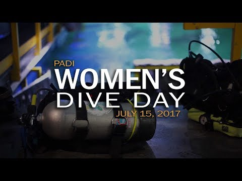 Women's Dive Day at LLPA