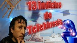 Los 13 indicios que te dirán si tienes Telekinesis