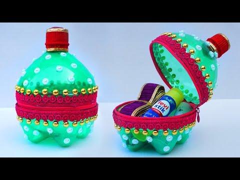 Amazing Idea from Plastic Bottle | Easy Best Out of Waste | Plastic Bottle Hacks | StylEnrichDIY